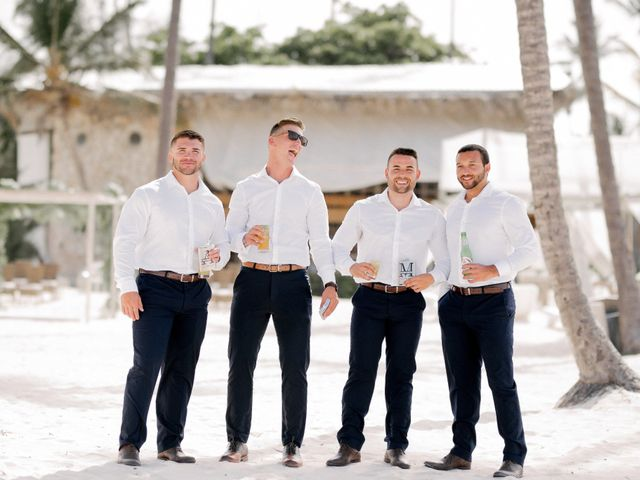 Perry and Jayda's Wedding in Punta Cana, Dominican Republic 27