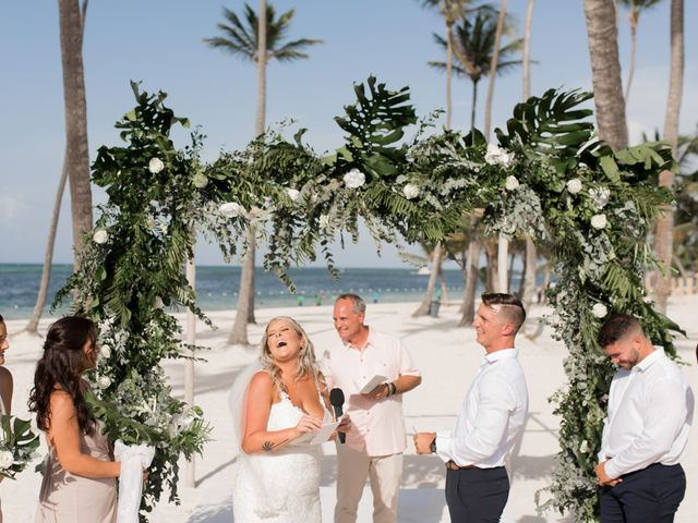 Perry and Jayda's Wedding in Punta Cana, Dominican Republic 28