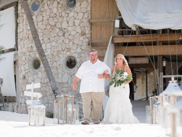 Perry and Jayda's Wedding in Punta Cana, Dominican Republic 30