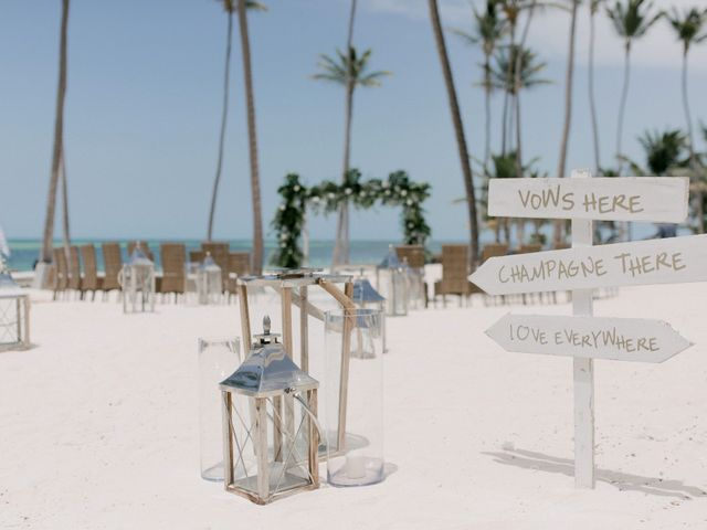 Perry and Jayda's Wedding in Punta Cana, Dominican Republic 37