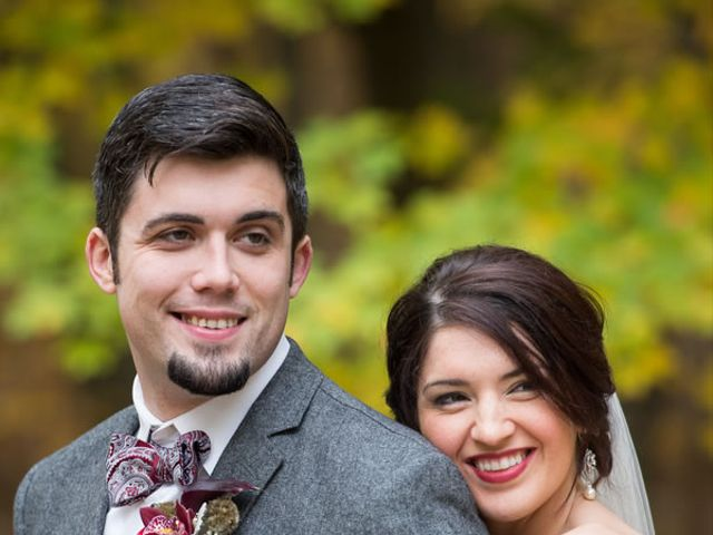 The wedding of Devin and Meghan