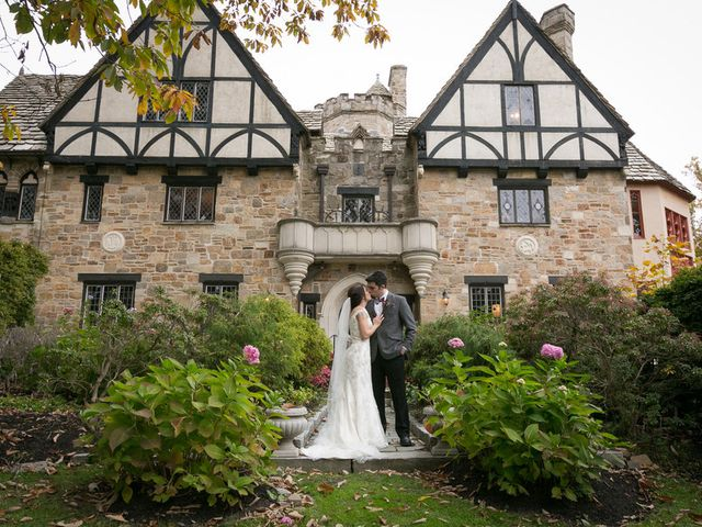 Meghan and Devin's Wedding in Lutherville Timonium, Maryland 8