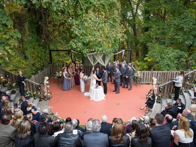 Meghan and Devin's Wedding in Lutherville Timonium, Maryland 10