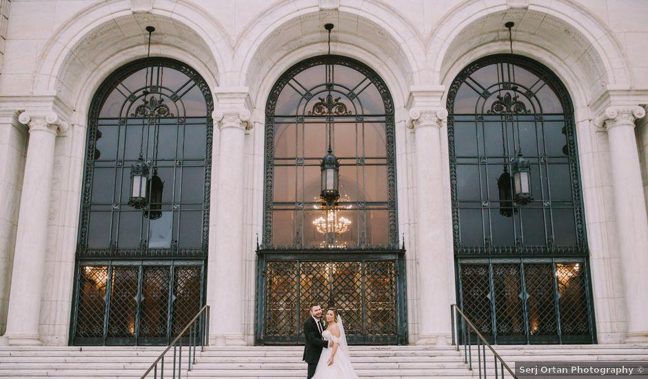 Edin and Ana's Wedding in Detroit, Michigan