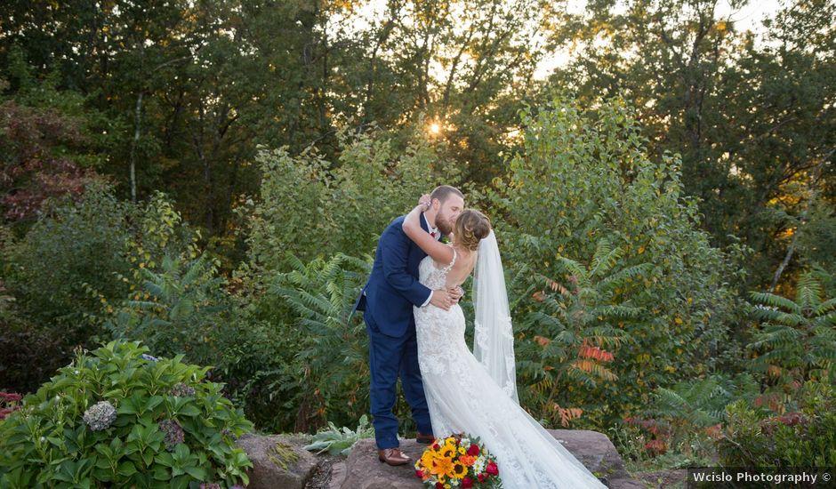 Scott Poitras and Monique Ares's Wedding in Holyoke, Massachusetts