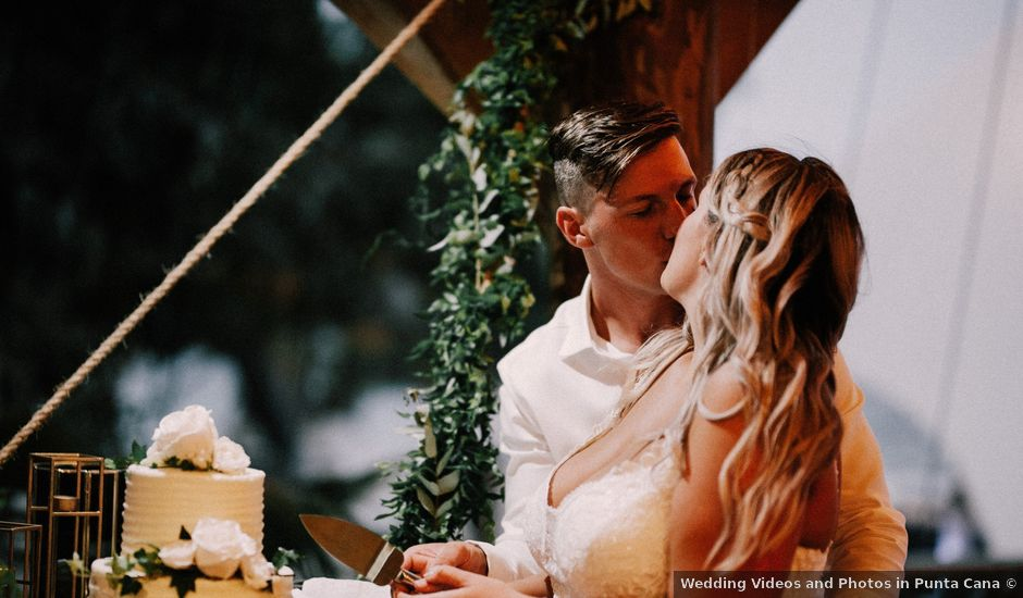 Perry and Jayda's Wedding in Punta Cana, Dominican Republic