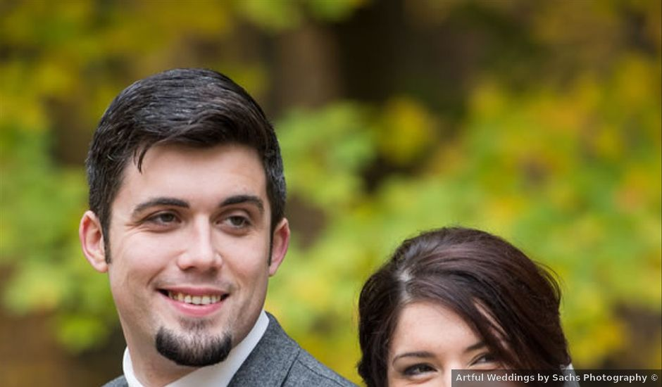 Meghan and Devin's Wedding in Lutherville Timonium, Maryland