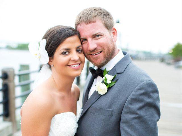 The wedding of Barkley and Erica