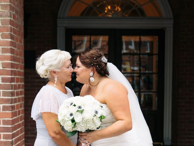 Starr and Chris's Wedding in Easton, Maryland 10