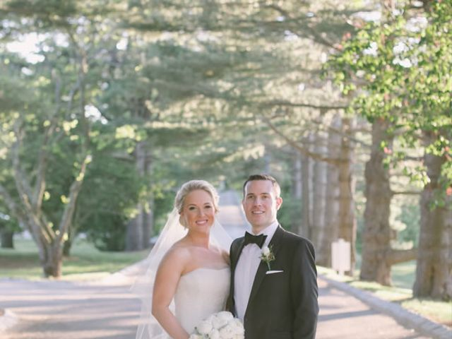 The wedding of Brian and Kelly