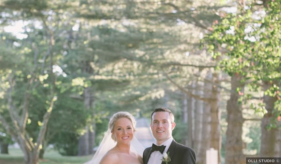 Kelly and Brian's Wedding in Allentown, New Jersey