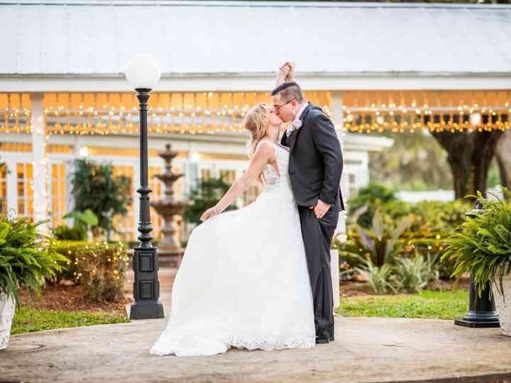The wedding of Ashley and Jeff