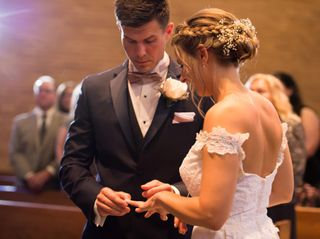 The wedding of Lisa and Scott 2