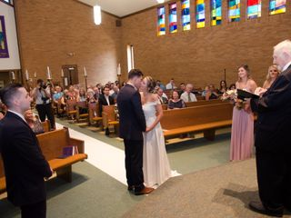 The wedding of Lisa and Scott 3