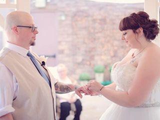 The wedding of Monique and Calvin 3