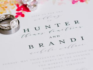 The wedding of Brandi and Hunter 3