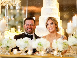 The wedding of Camille and Francisco