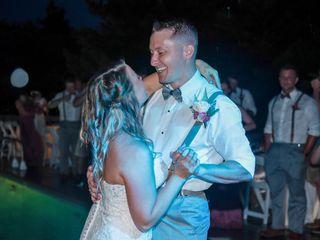 The wedding of Samantha and Nic 1