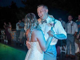 The wedding of Samantha and Nic 3