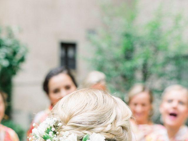 Ryan and Julia's Wedding in New York, New York 10