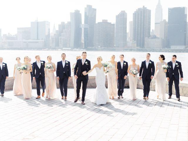 Ryan and Julia's Wedding in New York, New York 3