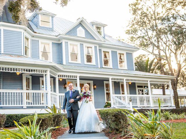 Jeff and Ashley's Wedding in Apopka, Florida 7
