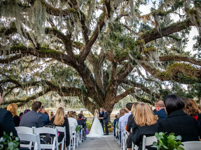Jeff and Ashley's Wedding in Apopka, Florida 8
