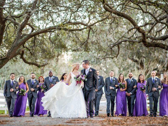 Jeff and Ashley's Wedding in Apopka, Florida 11