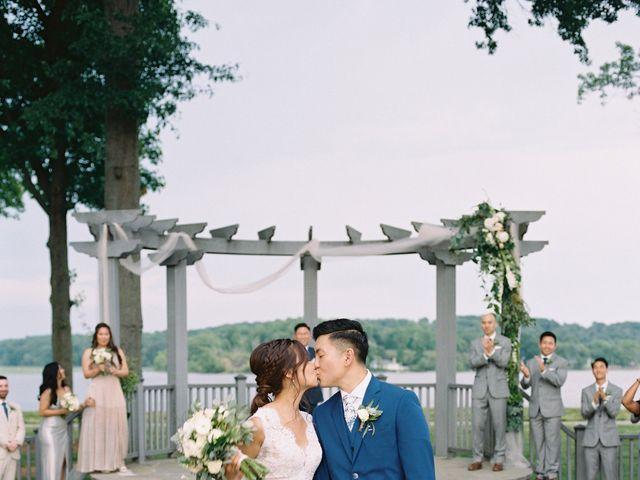 Philip and Tina's Wedding in Woodbridge, District of Columbia 1