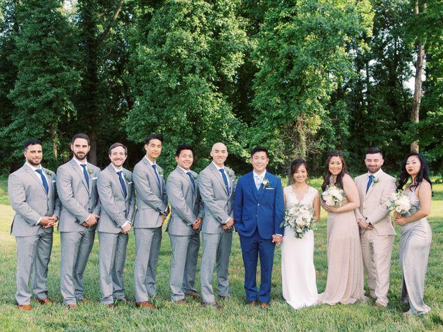 Philip and Tina's Wedding in Woodbridge, District of Columbia 2