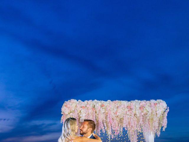 Glen and Karyna's Wedding in Santorini, Greece 6