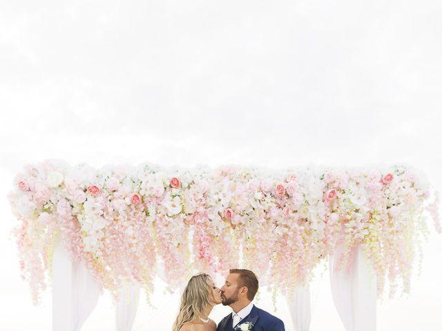 Glen and Karyna's Wedding in Santorini, Greece 31
