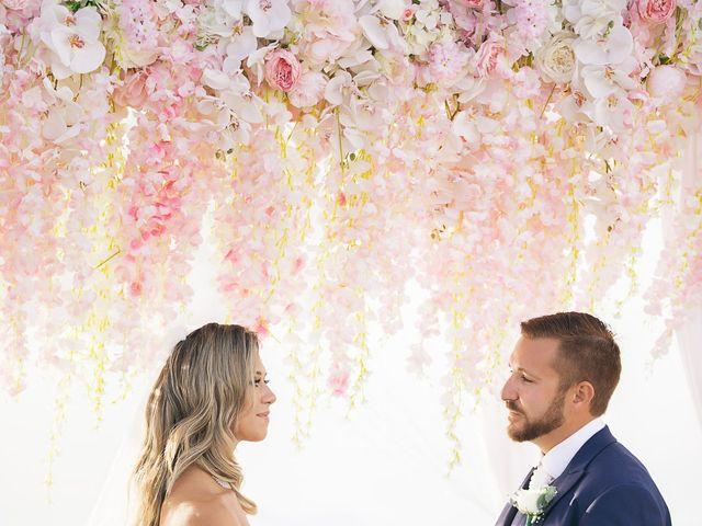 Glen and Karyna's Wedding in Santorini, Greece 39