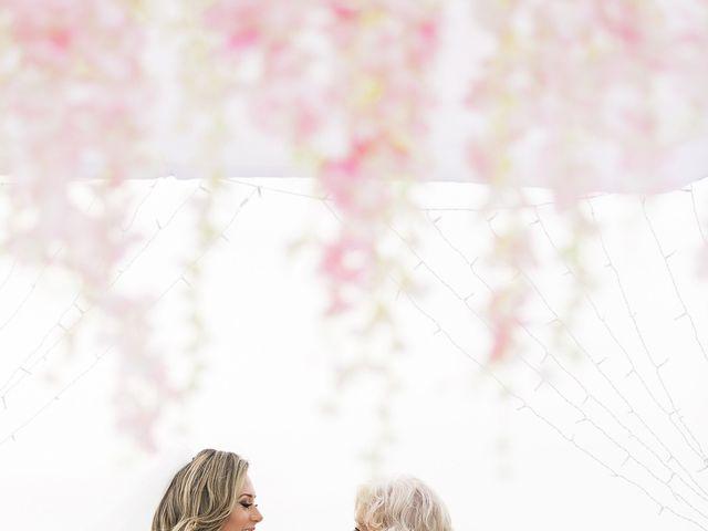 Glen and Karyna's Wedding in Santorini, Greece 78