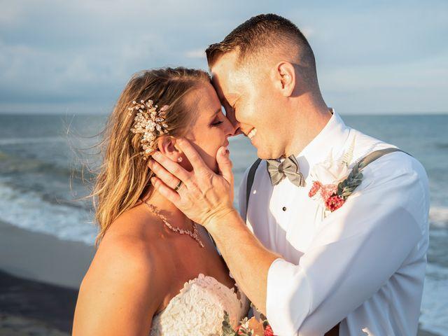 The wedding of Samantha and Nic