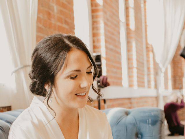 Cailey and Aaron's Wedding in Stillwater, Minnesota 7