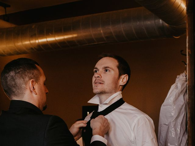 Cailey and Aaron's Wedding in Stillwater, Minnesota 9