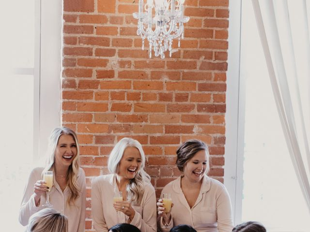 Cailey and Aaron's Wedding in Stillwater, Minnesota 10