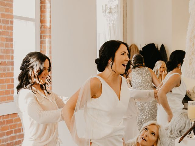 Cailey and Aaron's Wedding in Stillwater, Minnesota 16