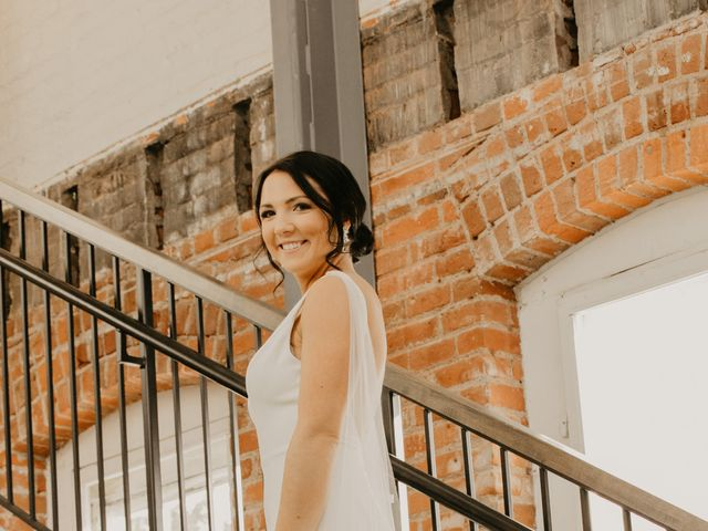 Cailey and Aaron's Wedding in Stillwater, Minnesota 19