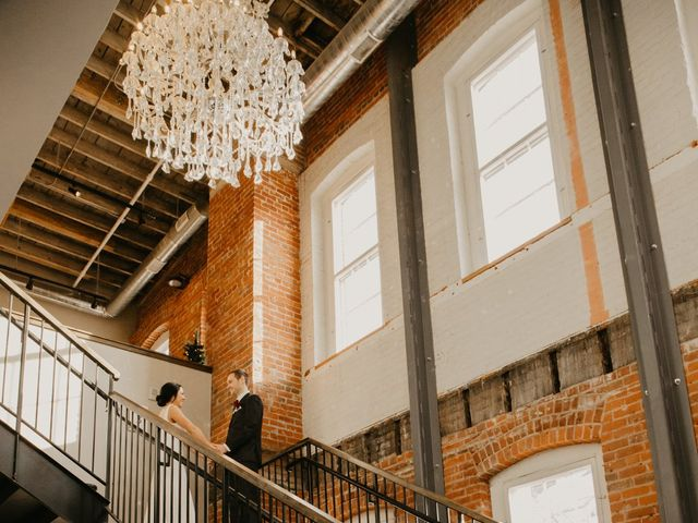 Cailey and Aaron's Wedding in Stillwater, Minnesota 28