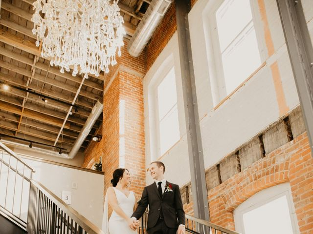Cailey and Aaron's Wedding in Stillwater, Minnesota 30