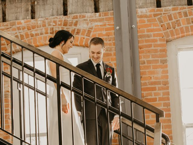 Cailey and Aaron's Wedding in Stillwater, Minnesota 31