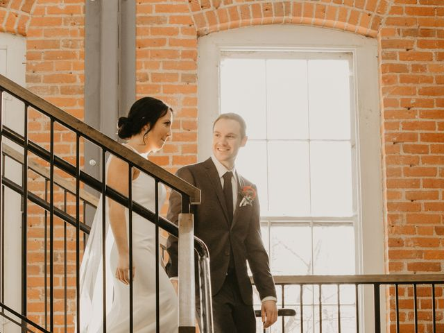 Cailey and Aaron's Wedding in Stillwater, Minnesota 32