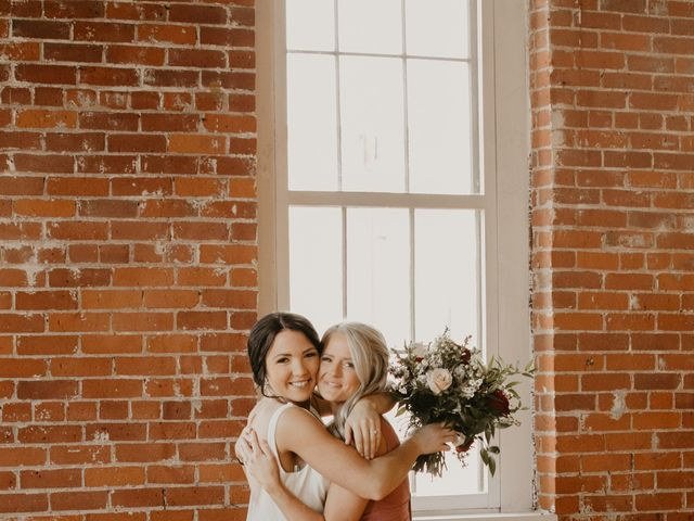 Cailey and Aaron's Wedding in Stillwater, Minnesota 34
