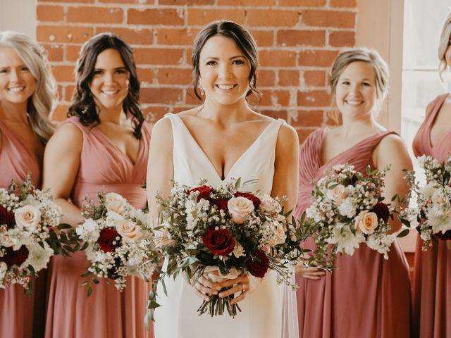 Cailey and Aaron's Wedding in Stillwater, Minnesota 38
