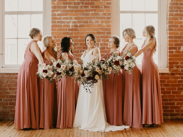 Cailey and Aaron's Wedding in Stillwater, Minnesota 40