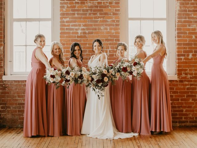 Cailey and Aaron's Wedding in Stillwater, Minnesota 41