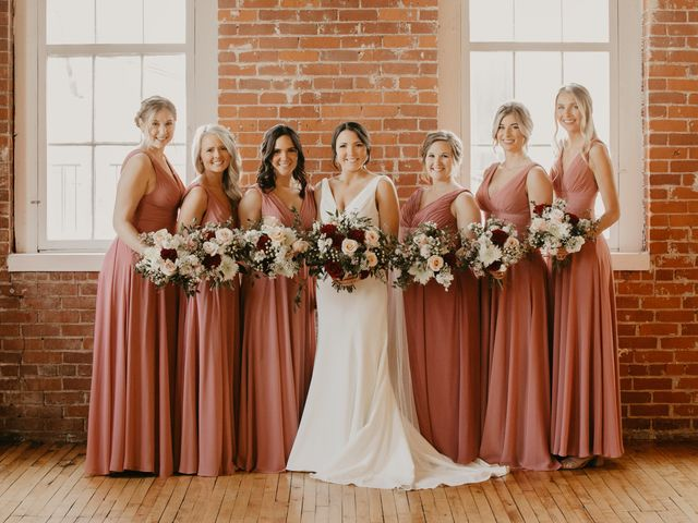 Cailey and Aaron's Wedding in Stillwater, Minnesota 42