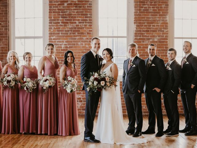 Cailey and Aaron's Wedding in Stillwater, Minnesota 46